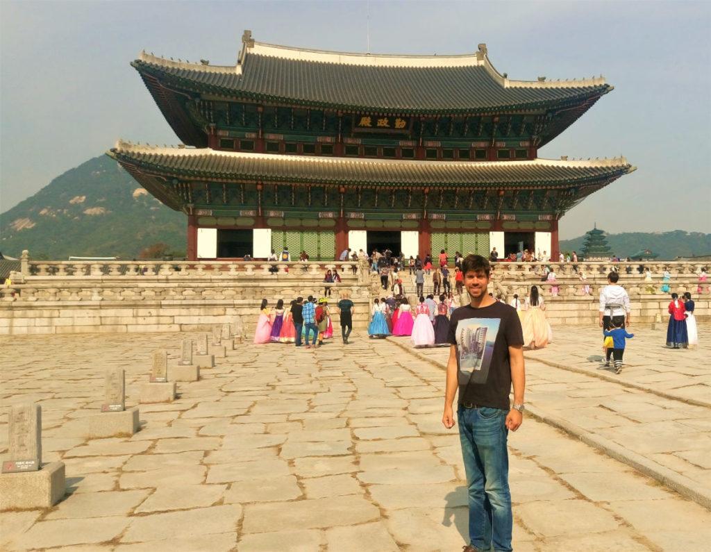 Bart in Seoul