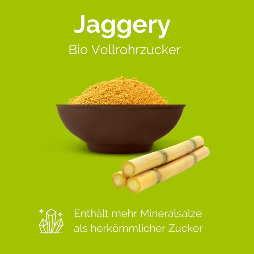 Jaggery aus Indien